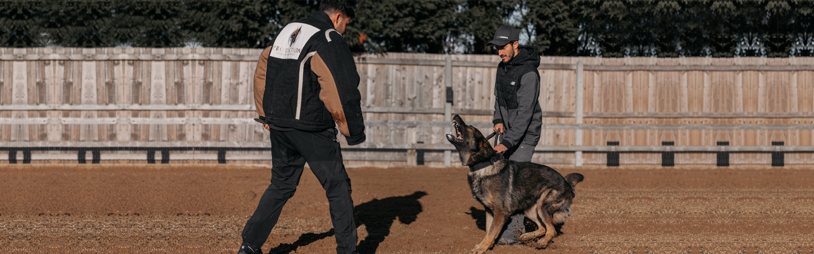 Meet Our Trainers- Protection Dogs Worldwide